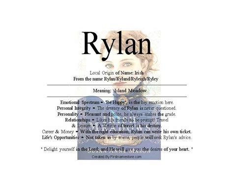 Name Meaning Light by Rylan Name Means Island Meadow Name Your Data Of Bonanza