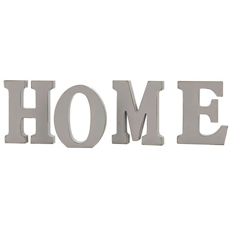 Home Letters pin home letters on