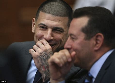 aaron hernandez tattoo prosecutor claims patriot aaron hernandez got inked to