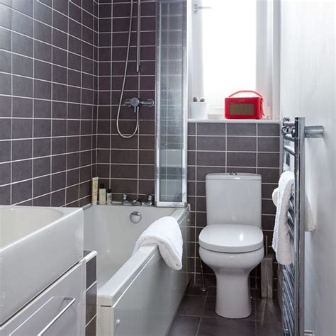 Bathroom Ideas Edinburgh Bathroom Take A Tour Of Morag S Contemporary Style Flat
