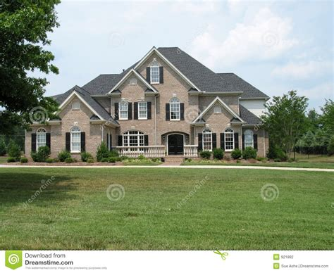 light brick house american brick house stock photography image 921882