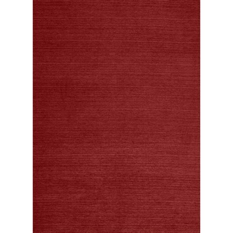 washable rugs washable rug nonslip pad solid chenille red 3 l x 5