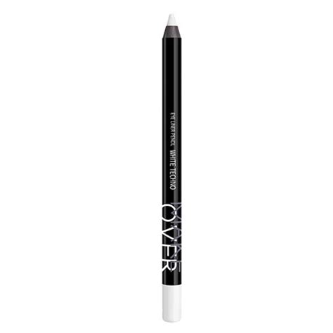 Eyeliner Pencil White Wardah makeover eyeliner pencil white techno padusee