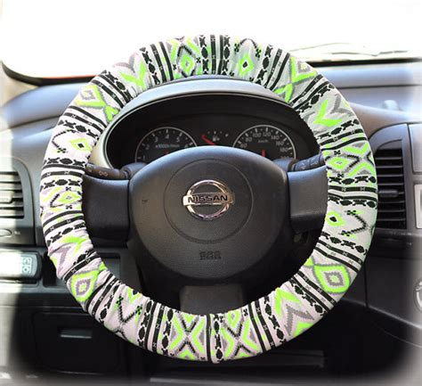 tribal pattern steering wheel cover steering wheel cover bow wheel car accessories lilly by