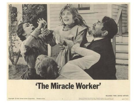 How Can I The Miracle Worker The Miracle Worker 1962 Poster At Allposters