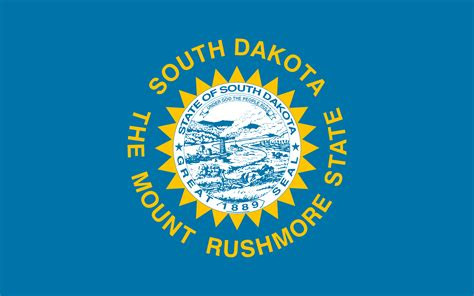 south dakota south dakota flags of the u s states