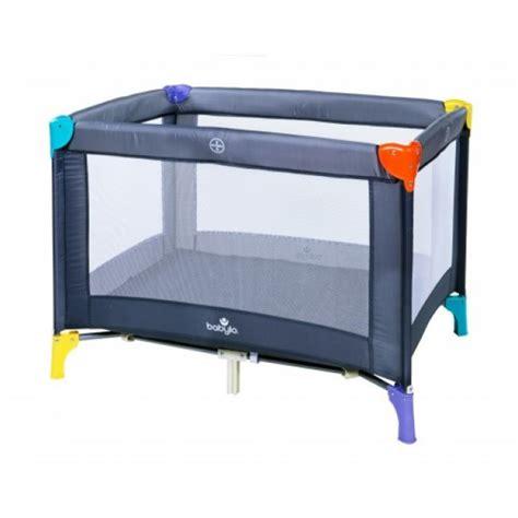 most comfortable travel crib babylo alpha travel cot