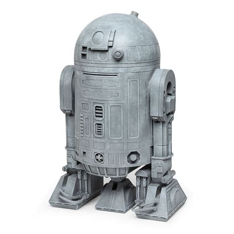 Star Wars R2 D2 Lawn Ornament   The Green Head
