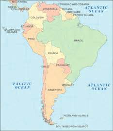 world map and south america south america atlas south america map and geography