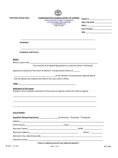 Sle Appeal Letter For Workers Compensation Workers Compensation Exemption Letter 11 Sle Workers Compensation Forms Sle Forms Best Photos