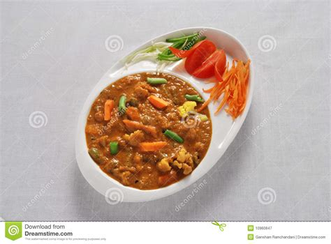 indian curry royalty free stock photography image 10960847