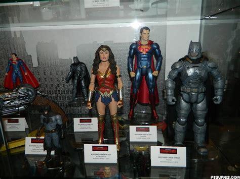 figure vs doll mattel sdcc15 mattel batman vs superman