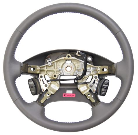 mazda steering wheel 2000 2002 mazda 626 steering wheel grey leather with