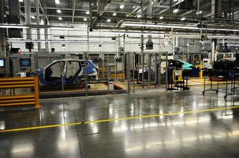 Bmw Factory Tour by Bmw Spartanburg Factory Tour