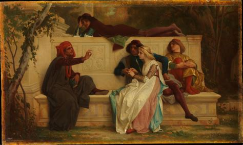 alexandre cabanel florentine poet  met