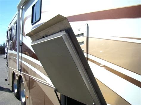 rv window awnings for sale rv exterior body panels 2001 monaco dynasty rv parts for