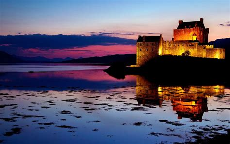 best place in scotland to see the northern lights top 10 places to visit in scotland a listly list