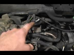 Po401 Ford F150 Ford Egr Flow Testing P0401 P0402 P0405