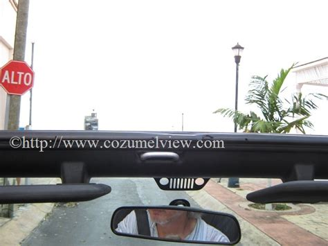 cozumel jeep rental cozumel view cozumel mexico cruise ship and