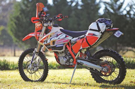 Modified Enduro Bikes by The Modified Ktm 500 Exc Ktm 500exc Bike