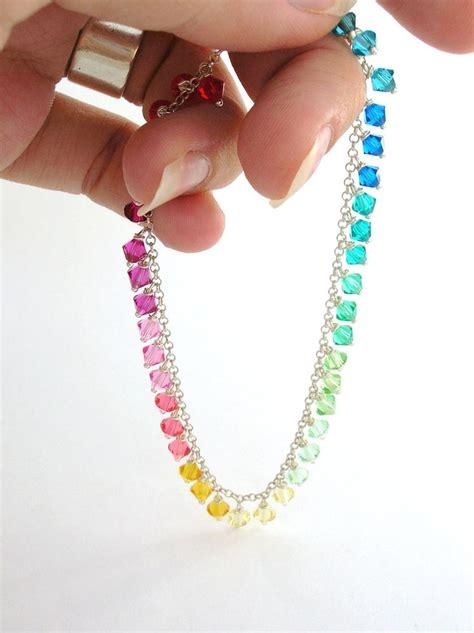 make swarovski jewelry 25 unique jewelry ideas on diy necklace