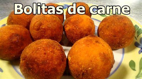 recetas de cocina faciles y economicas para cenar bolas de carne rellenas de queso recetas de cocina