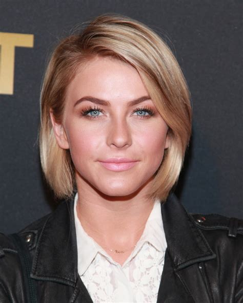 how to get julianne short haircut julianne hough b o b short hairstyles lookbook stylebistro