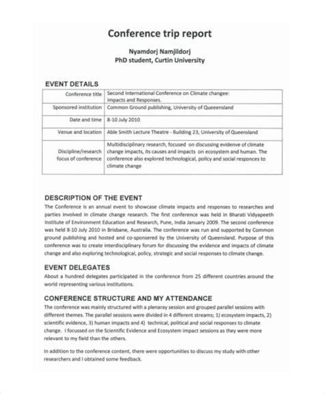 Army Trip Report Template Word Army Trip Report Template Ideas Resume Ideas