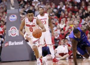 Ohio state men s basketball routs umass lowell 92 55 in season