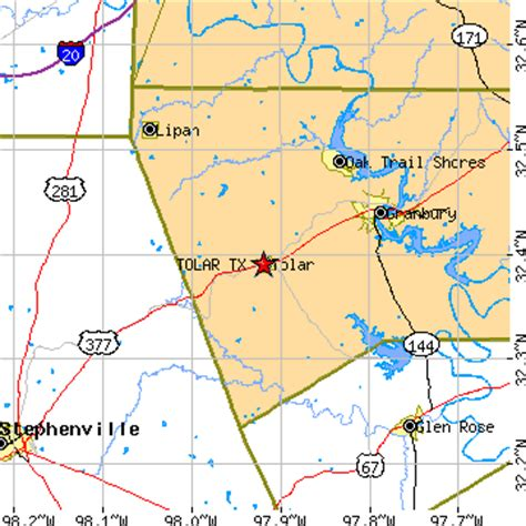 dale texas map tolar texas tx population data races housing economy