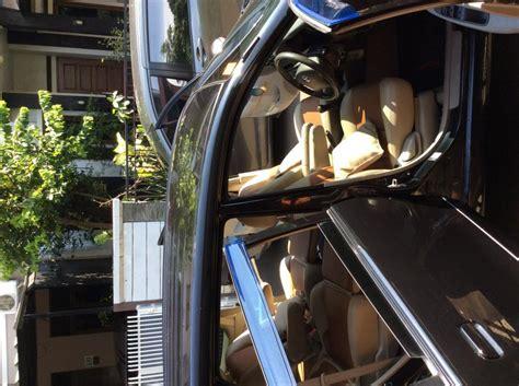 Kasur Mobil Avanza Jok Belakang toyota avanza 1 3 g m t 2009 serasa alphard mobilbekas