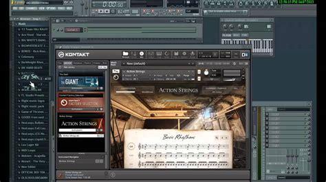 tutorial fl studio beat rap fl studio easy rap beat tutorial youtube