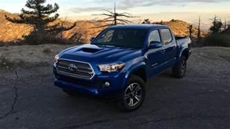 Toyota 2016 Tacoma 2016 Toyota Tacoma Review Caradvice