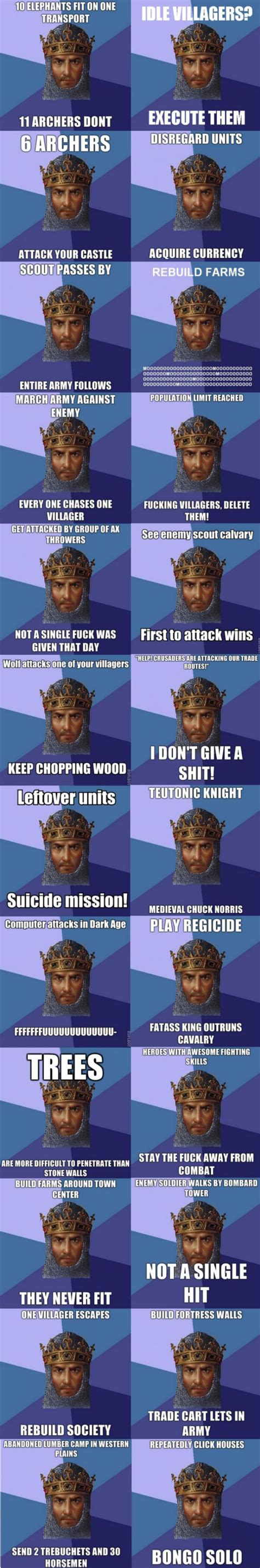 Age Of Empire Meme - age of empires logic meme weknowmemes memes