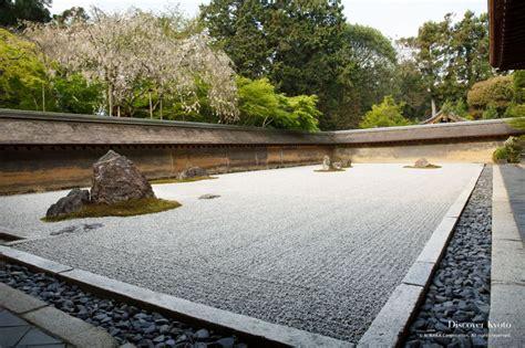 Ryōan Ji Discover Kyoto Kyoto Rock Garden