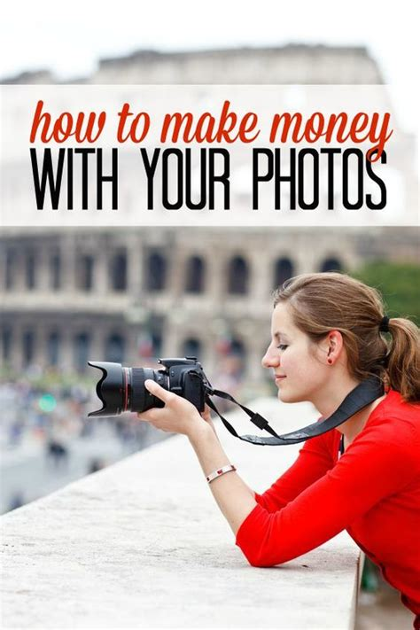How To Make Money Online As A Photographer - how to make money with photography blog or website