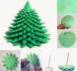 Christmas tree paper crafts for kids paper trees crafthubs