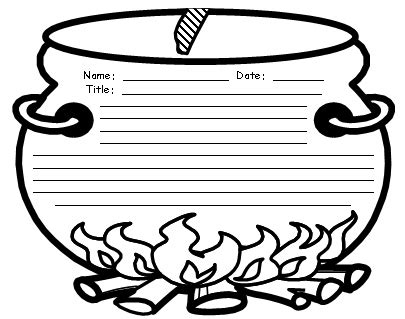 witch cauldron coloring page drawn witch cauldron pencil and in color drawn witch