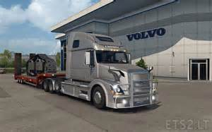Volvo Vnl Volvo Vnl 670 For Ets2 V 1 4 1 By Aradeth Ets 2 Mods