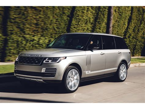 land rover 2019 2019 land rover range rover prices reviews and pictures