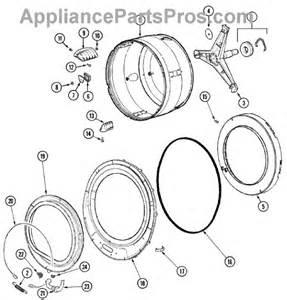 whirlpool 12002533 door boot seal appliancepartspros com