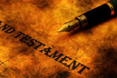 impugnazione testamento quando e come impugnare un testamento