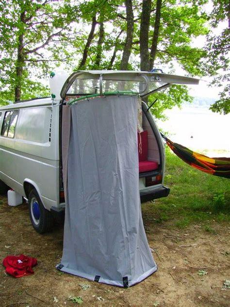 Rideaux Pour Cing Car by Cabine 2daysinavan Pinte