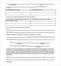 Custody Letter Template by Notarized Letter Template 8 Free Word Pdf Documents