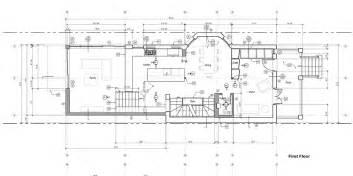 construction floor plans the process of design construction documents moss architecture