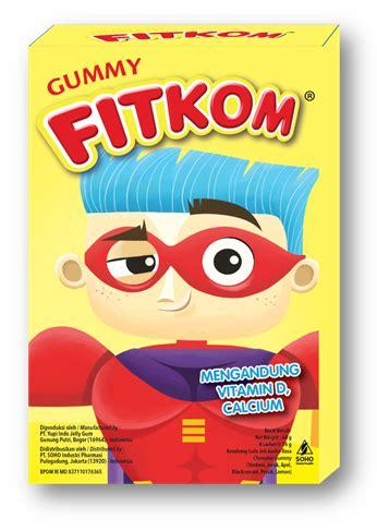 Suplemen Dan Vitamin Anak Anak Egoji Gummy Sachet Rasa Strawberry 6 merk suplemen peninggi badan terbaik