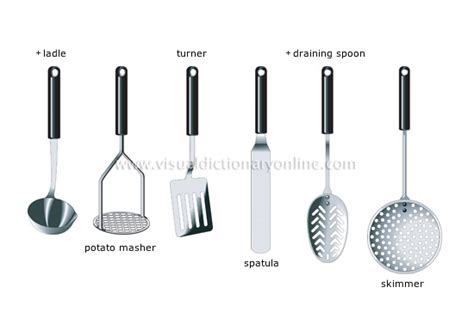 FOOD & KITCHEN :: KITCHEN :: KITCHEN UTENSILS :: SET OF