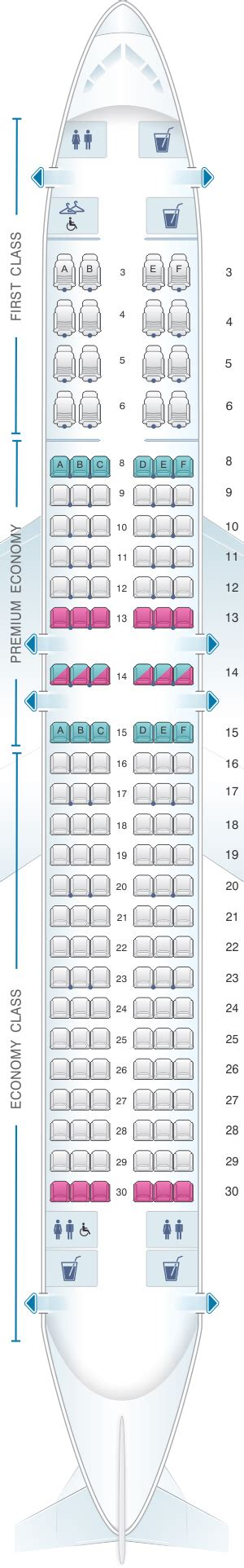 american airlines seating chart 737 plan de cabine american airlines boeing b737 800