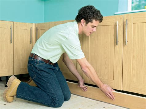 Diy Installing Kitchen Cabinets by How To Install New Kitchen Cabinets How Tos Diy