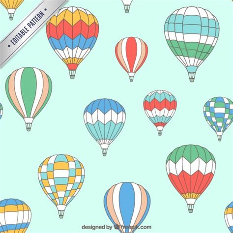 air balloon pattern hot air ballons padr 227 o free printables and patterns